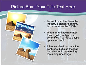 Historical monument PowerPoint Template - Slide 17