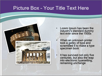 Historical monument PowerPoint Template - Slide 20