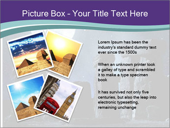 Historical monument PowerPoint Template - Slide 23
