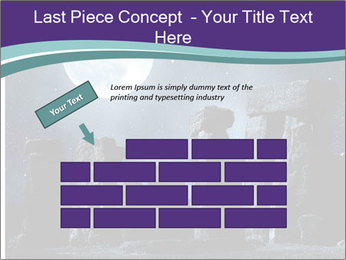 Historical monument PowerPoint Template - Slide 46
