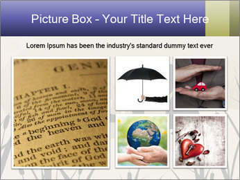 Baby Moses in River PowerPoint Templates - Slide 19