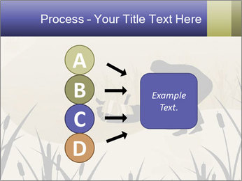 Baby Moses in River PowerPoint Templates - Slide 94