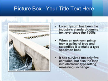 Modern urban wastewater treatment PowerPoint Template - Slide 13