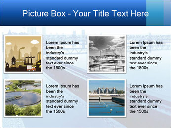 Modern urban wastewater treatment PowerPoint Template - Slide 14