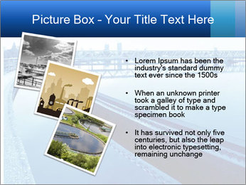 Modern urban wastewater treatment PowerPoint Template - Slide 17