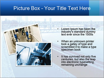 Modern urban wastewater treatment PowerPoint Template - Slide 20