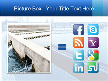 Modern urban wastewater treatment PowerPoint Template - Slide 21