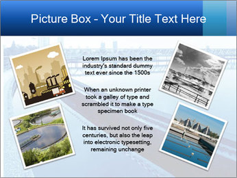 Modern urban wastewater treatment PowerPoint Template - Slide 24