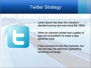Modern urban wastewater treatment PowerPoint Template - Slide 9