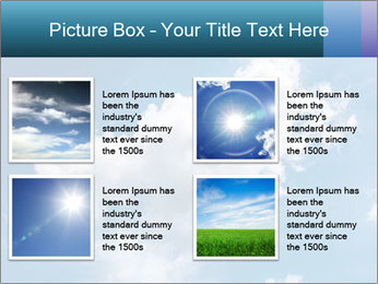 Skys in thailand PowerPoint Template - Slide 14