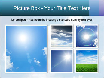 Skys in thailand PowerPoint Template - Slide 19
