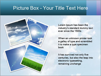 Skys in thailand PowerPoint Template - Slide 23