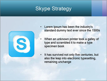 Skys in thailand PowerPoint Template - Slide 8