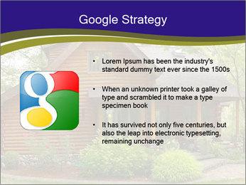 Oregon Forest Modern Log Cabin PowerPoint Template - Slide 10