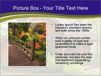 Oregon Forest Modern Log Cabin PowerPoint Template - Slide 13