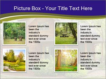 Oregon Forest Modern Log Cabin PowerPoint Template - Slide 14
