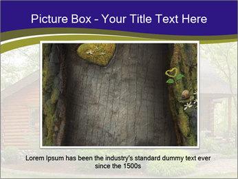 Oregon Forest Modern Log Cabin PowerPoint Template - Slide 15
