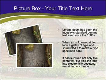 Oregon Forest Modern Log Cabin PowerPoint Template - Slide 20