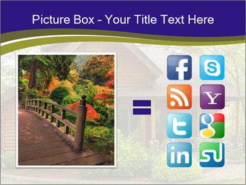 Oregon Forest Modern Log Cabin PowerPoint Template - Slide 21