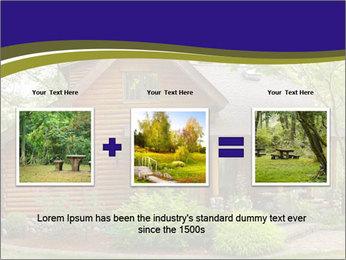 Oregon Forest Modern Log Cabin PowerPoint Template - Slide 22