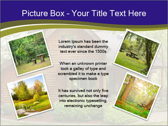 Oregon Forest Modern Log Cabin PowerPoint Template - Slide 24