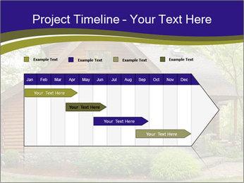 Oregon Forest Modern Log Cabin PowerPoint Template - Slide 25