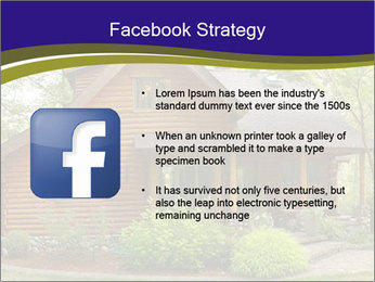 Oregon Forest Modern Log Cabin PowerPoint Template - Slide 6
