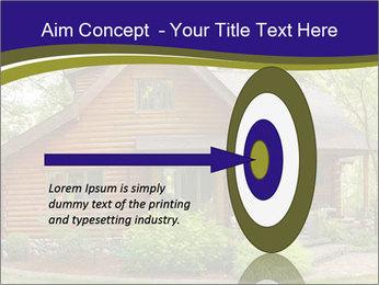 Oregon Forest Modern Log Cabin PowerPoint Template - Slide 83