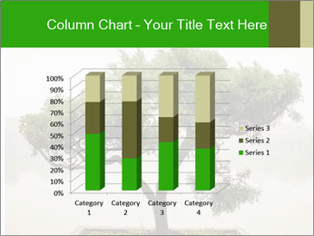 Chinese green bonsai tree PowerPoint Template - Slide 50