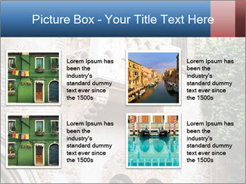 The famous Julia Balcony PowerPoint Templates - Slide 14
