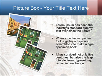 The famous Julia Balcony PowerPoint Templates - Slide 17