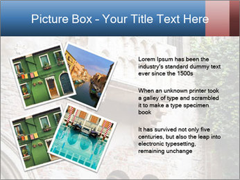 The famous Julia Balcony PowerPoint Templates - Slide 23