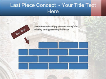 The famous Julia Balcony PowerPoint Templates - Slide 46