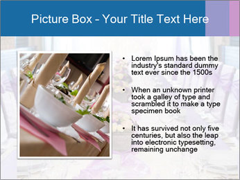 Festive table PowerPoint Templates - Slide 13