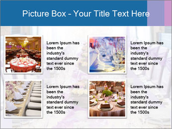 Festive table PowerPoint Templates - Slide 14