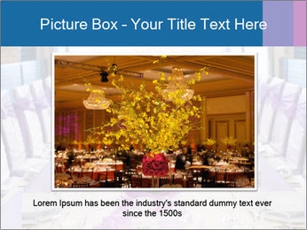 Festive table PowerPoint Template - Slide 15