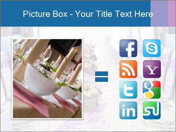 Festive table PowerPoint Templates - Slide 21
