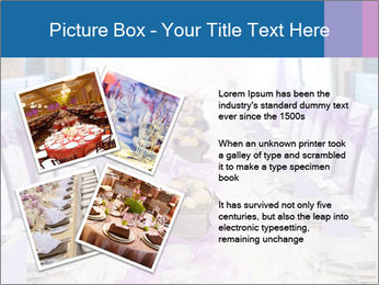 Festive table PowerPoint Templates - Slide 23