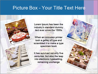 Festive table PowerPoint Templates - Slide 24