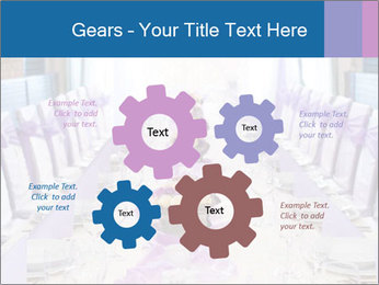 Festive table PowerPoint Template - Slide 47