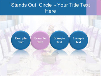 Festive table PowerPoint Template - Slide 76