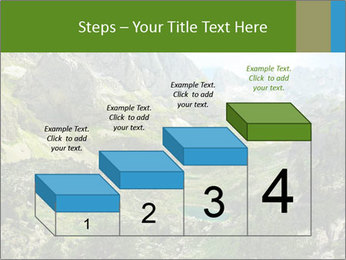 Amazing view of mountain lakes PowerPoint Template - Slide 64