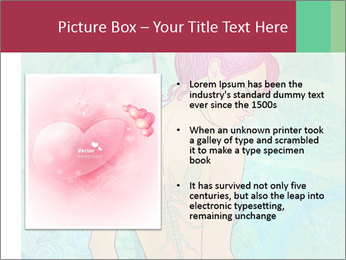 Illustration of scorpio zodiac PowerPoint Templates - Slide 13