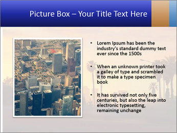 California from freeway PowerPoint Template - Slide 13