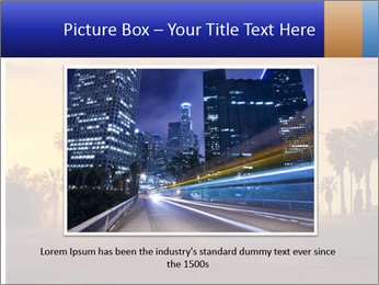 California from freeway PowerPoint Template - Slide 16
