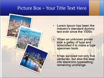 California from freeway PowerPoint Template - Slide 17