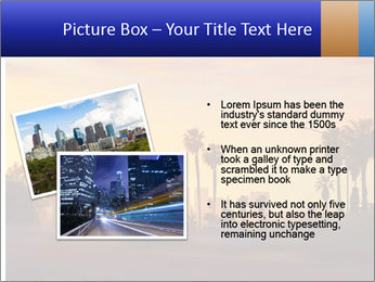 California from freeway PowerPoint Template - Slide 20