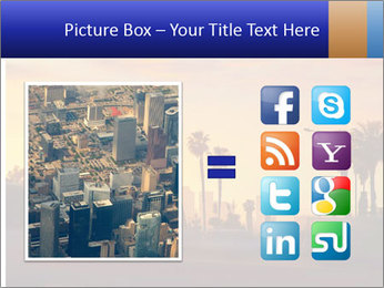California from freeway PowerPoint Template - Slide 21