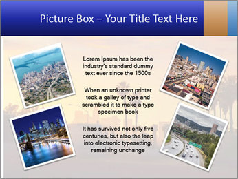 California from freeway PowerPoint Template - Slide 24