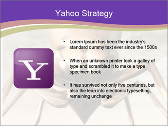 Illustration of a Wasp PowerPoint Template - Slide 11